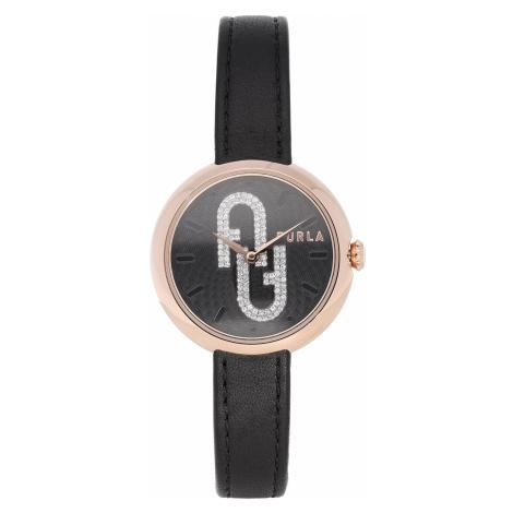 Zegarek FURLA - Cosy WW00005-A.0046-O6000-1-008-20-CN-W Nero