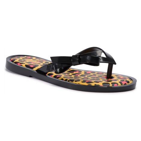 Japonki MELISSA - Flip Flop Animal Print 32651 Black/Yellow 51565
