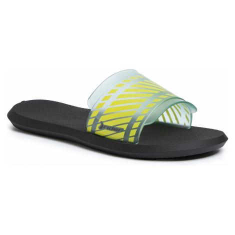 Klapki RIDER - R1 Slide Fem 82811 Black/Green 20534