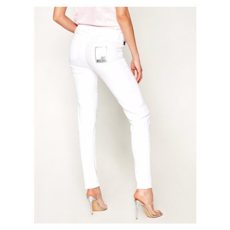 LOVE MOSCHINO Jeansy Slim Fit WQ43006S3378 Slim Fit