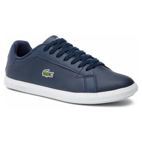 Sneakersy LACOSTE - Graduate Bl 1 Sfa 7-37SFA0052092 Nvy/Wht