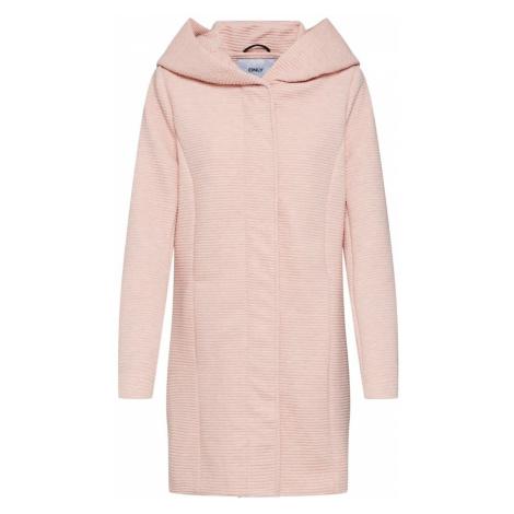 ONLY Płaszcz przejściowy 'Sedona' różowy pudrowy