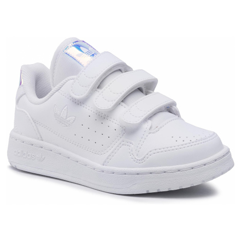 Buty adidas - Ny 90 Cf C FY9847 Ftwwht/Ftwwht/Supcol