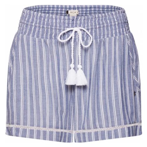 ROXY Spodnie 'BOLD BLOOMS' indygo / biały