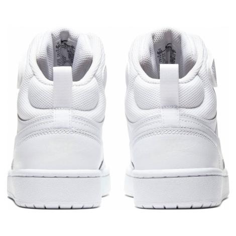 Sneakersy dziecięce Nike Court Borough Mid 2 Big