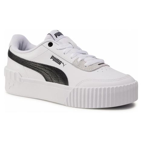 Sneakersy PUMA - Carina Lift 373031 02 Puma White/Puma Black