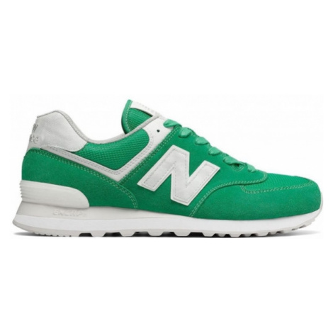 New Balance ML574SEH zielony 11.5 - Obuwie miejskie męskie