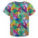 Mr. GUGU & Miss GO Unisex's T-shirt KTS-P1644