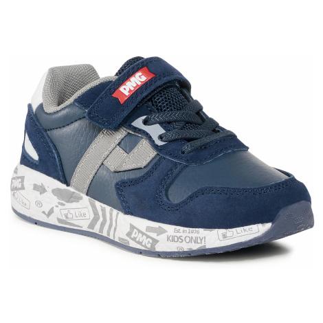 Sneakersy PRIMIGI - 6453122 Navy