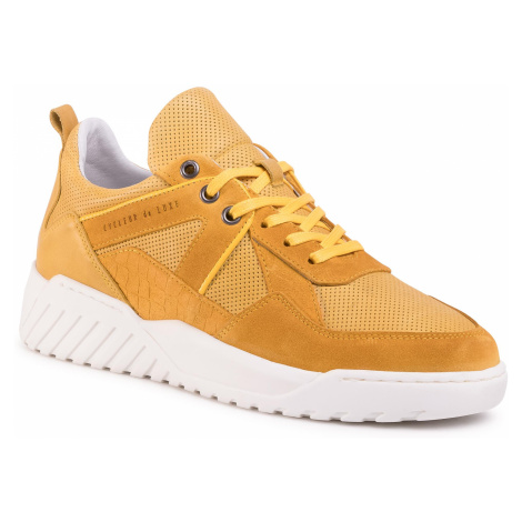Sneakersy CYCLEUR DE LUXE - Illinois CDLM201397 Yellow