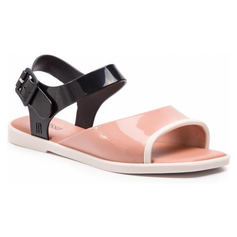 Sandały MELISSA - Crush Ad 32431 Beige/Black/Pink 52076