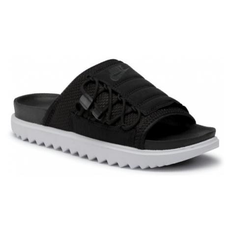 Nike Klapki Asuna Slide CI8799 003 Czarny