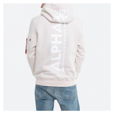 Bluza Alpha Industries Back Print Hoody 178318 625