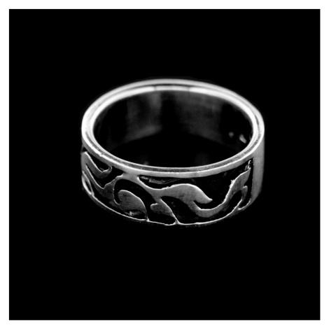 Pierścionek srebrny 14993