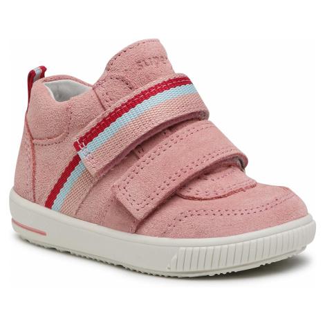 Sneakersy SUPERFIT - 1-000354-5510 M Rosa