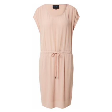 OBJECT Sukienka 'OBJBAY DALLAS' różowy pudrowy