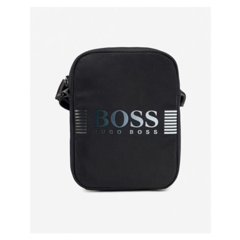 BOSS Pixel DD Cross body bag Czarny Hugo Boss