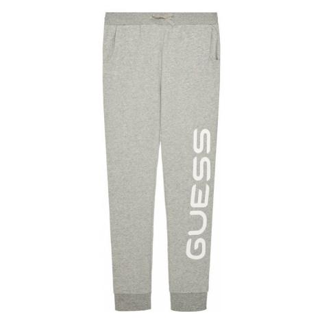 Guess Spodnie dresowe H0YQ00 K7EX0 Szary Regular Fit