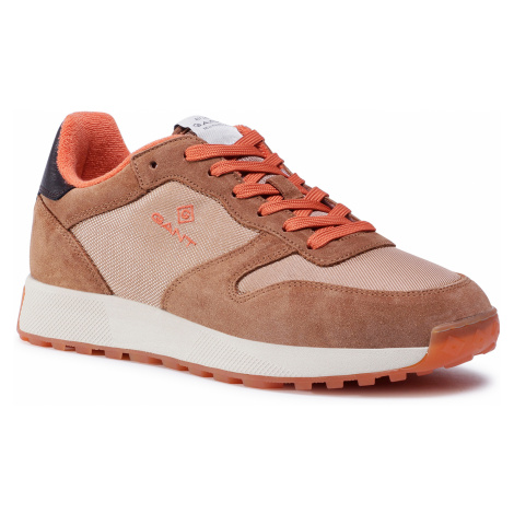 Sneakersy GANT - Garold 21633847 Tabacco Brown G42