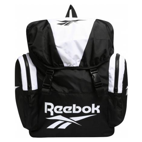Reebok Classic Plecak 'CL Archive BP' czarny / biały