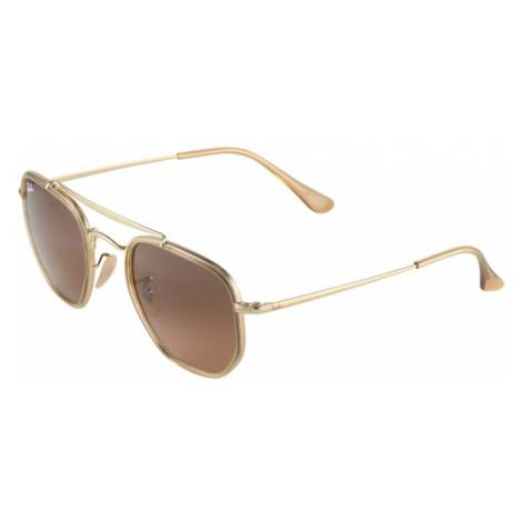 Ray-Ban Okulary przeciwsłoneczne 'THE MARSHAL II' złoty