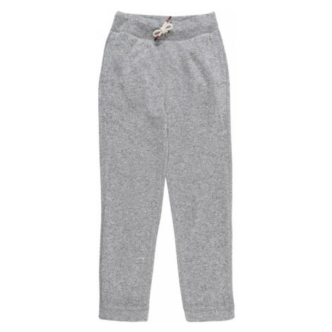 GAP Spodnie 'SWTR FLC PANT' szary