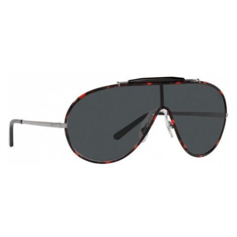 Polo Ralph Lauren Okulary przeciwsłoneczne 0PH3132 900287 Czarny