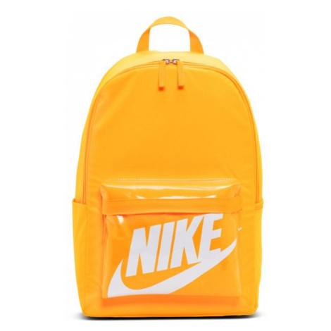 Plecak Nike Heritage 2.0 - Pomarańczowy
