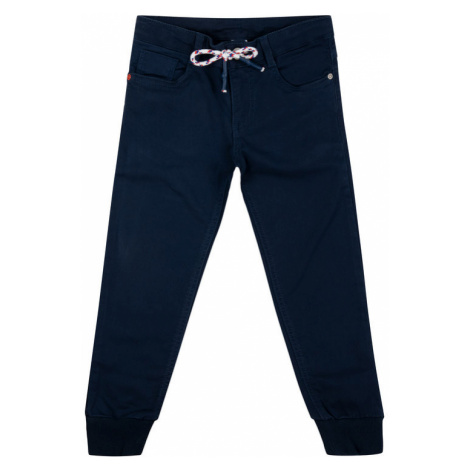 Primigi Spodnie materiałowe 43122061 Granatowy Regular Fit