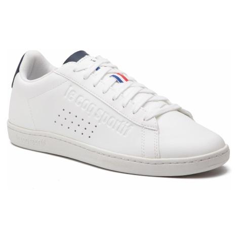 Sneakersy LE COQ SPORTIF - Courtset Sport 1910035 Optical White/Dress Blue