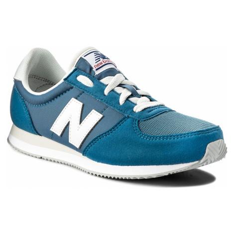 Sneakersy NEW BALANCE - KL220CCY Niebieski