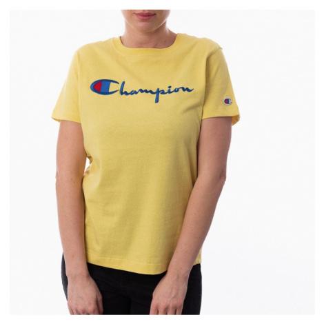 Koszulka damska Champion Crewneck T-shirt 110992 YS046