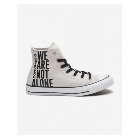 Converse Chuck Taylor All Star We Are Not Alone Tenisówki Biały