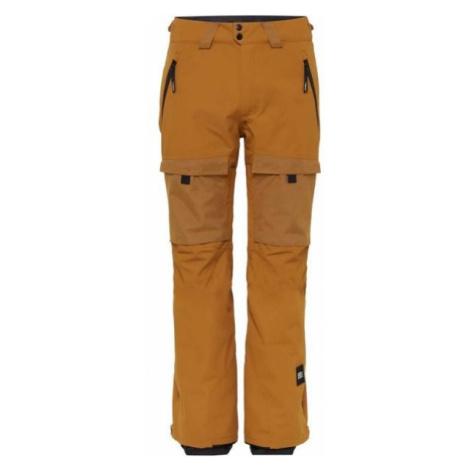 O'Neill PM UTLTY PANTS brązowy L - Spodnie snowboardowe/narciarskie męskie