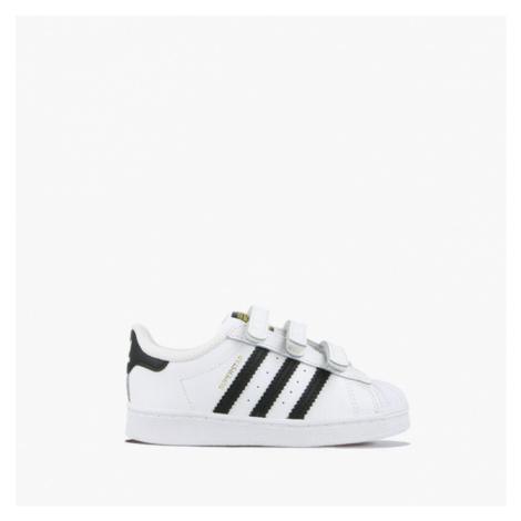 Buty dziecięce sneakersy adidas Originals Superstar CF I EF4842