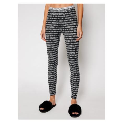 Calvin Klein Underwear Spodnie piżamowe 000QS6571E Czarny