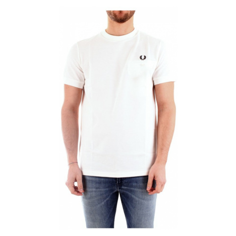 FRED PERRY M8531 T-SHIRT Men WHITE