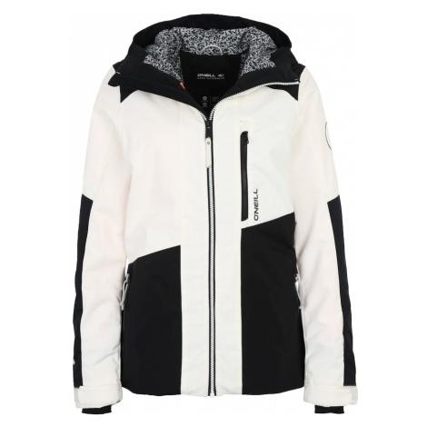 O'NEILL Kurtka outdoor 'CASCADE' czarny / biały