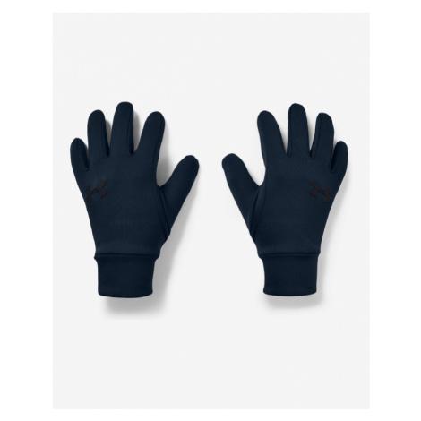 Under Armour Armour® Liner 2.0 Rękawiczki Niebieski