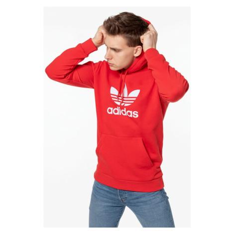 Bluza adidas Trefoil Hoodie 783 Lush Red