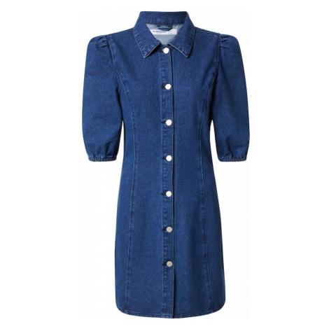 GLAMOROUS Sukienka koszulowa niebieski denim