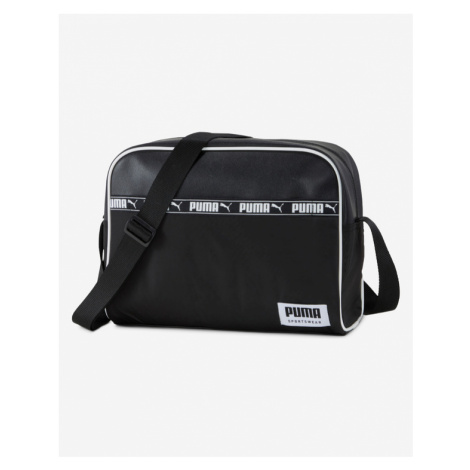 Puma Campus Reporter Cross body bag Czarny
