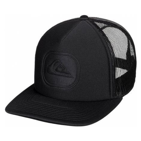 czapka z daszkiem Quiksilver Heath Pinch Trucker - KVJ0/Black