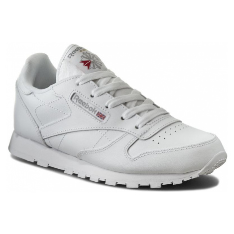 Buty Reebok - Classic Leather 50172 White