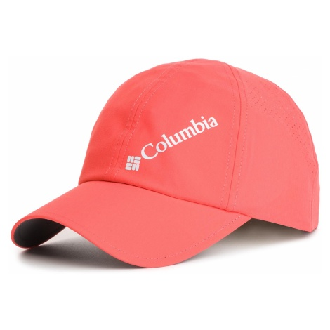 Czapka z daszkiem COLUMBIA - Silver Ridge III Ball Cap 1840071 Red Coral 633