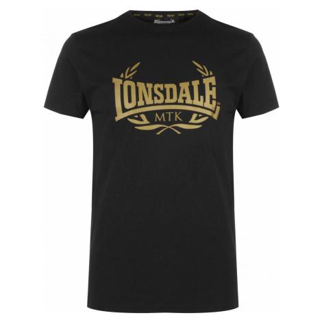 Lonsdale MTK T Shirt Mens