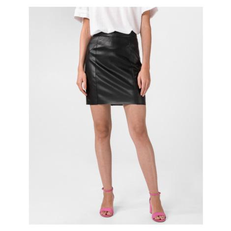 Vero Moda Norario Spódnica Czarny