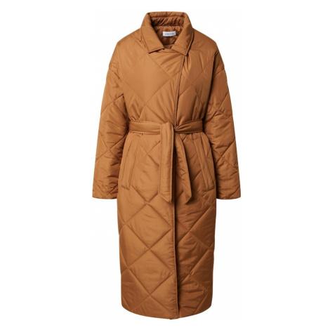 EDITED Płaszcz przejściowy 'Smilla' jasnobrązowy