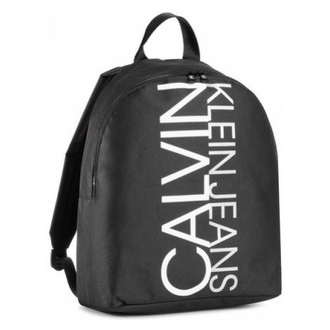 Calvin Klein Jeans Plecak Institutional Logo Backpack IU0IU00137 Czarny