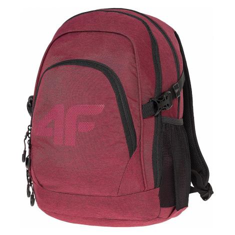 plecak 4F H4L18-PCU014 - 61M/Dark Red Melange